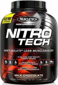 najlepší srvátkový proteín nitro tech