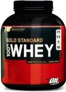 najlepší srvátkový proteín whey standard
