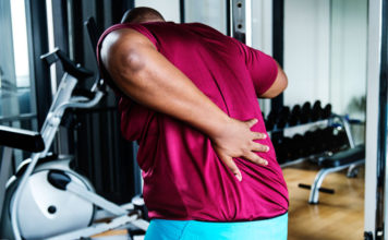 ľadvinový pás bolesť chrbta