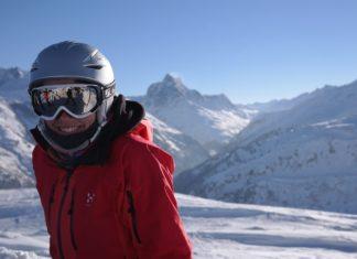 lyžiarske prilby