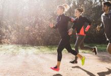 ako správne behať a dýchať