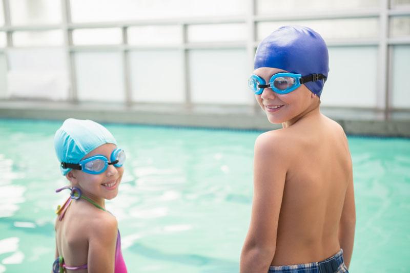 plavecké okuliare pre deti