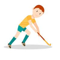 florbalové hokejky