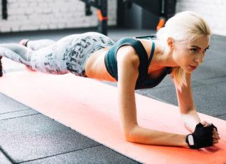 ako cvičiť plank