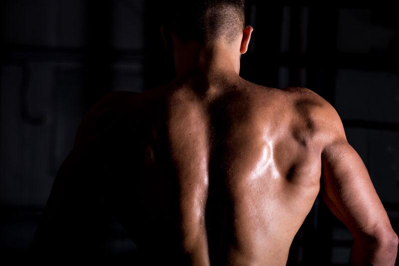 cviky na chrbát