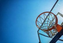 basketbalový kôš