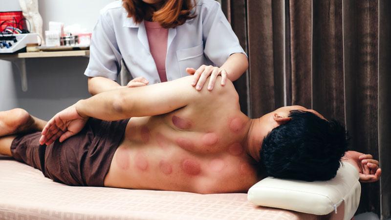 bankovanie masáž
