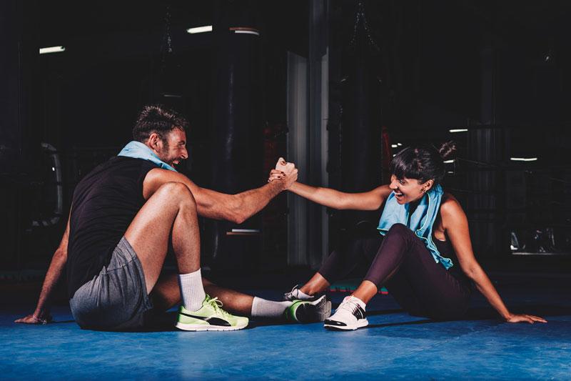 hiit tréning pár