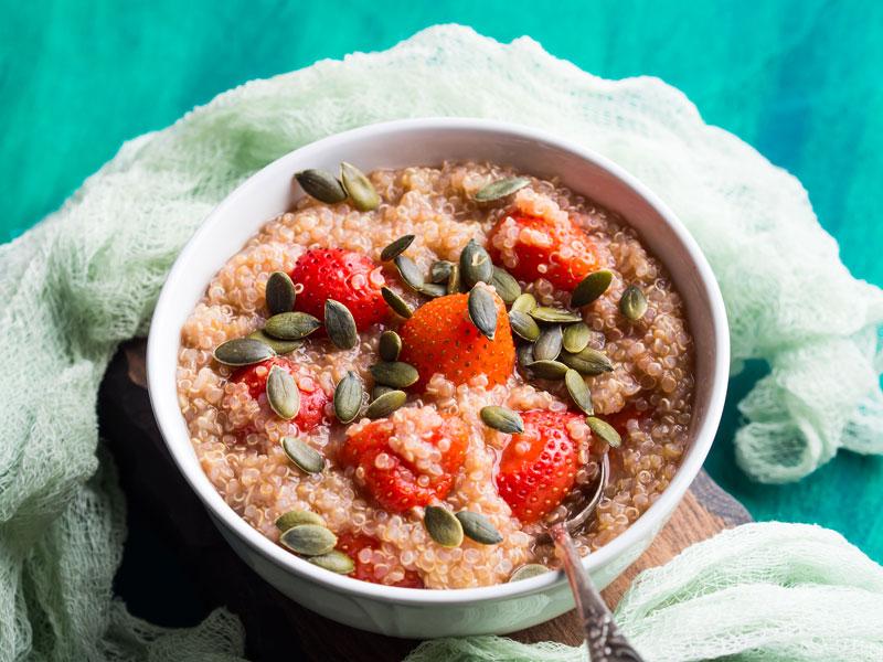 quinoa na sladko