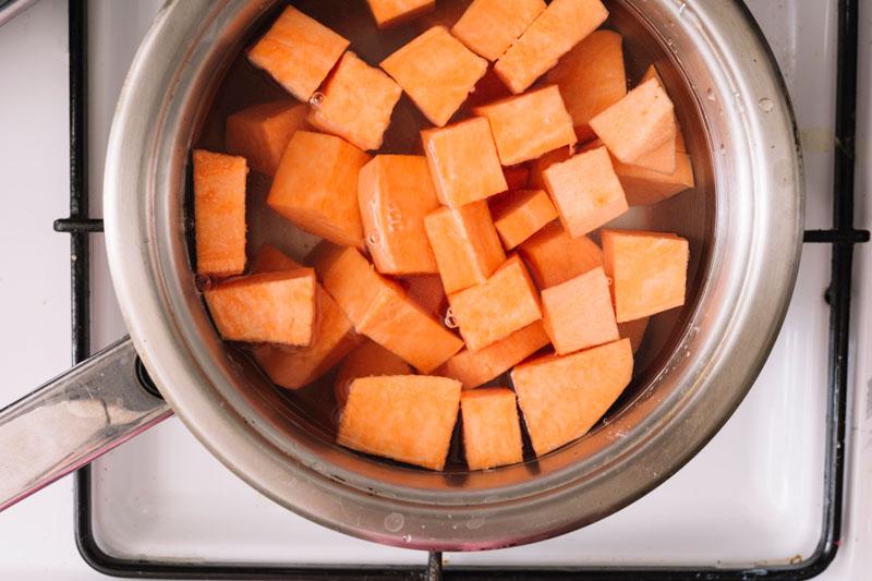 varené batáty