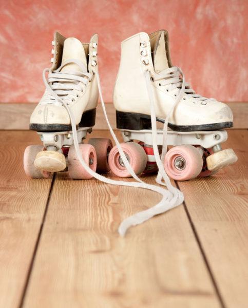 dvojradové korčule