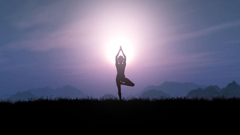 cvicenie jogy
