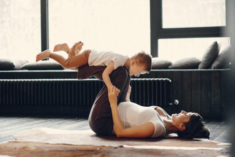 fitshaker cvicenie pre mamicky