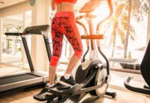 orbitrek fitness trenažer