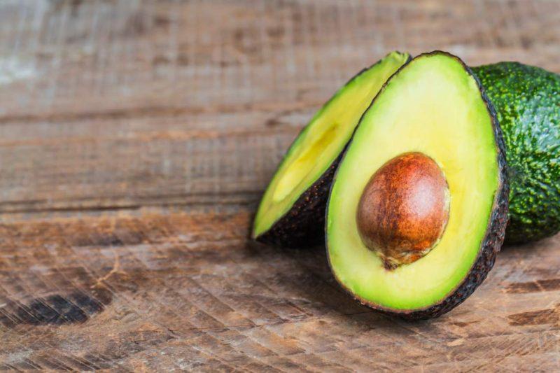 avokado zdrave tuky