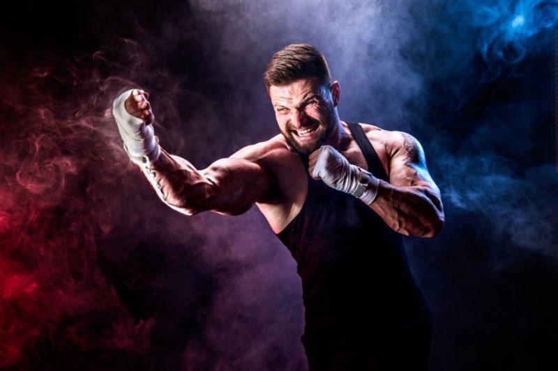 bojove sporty vykon sacharidy