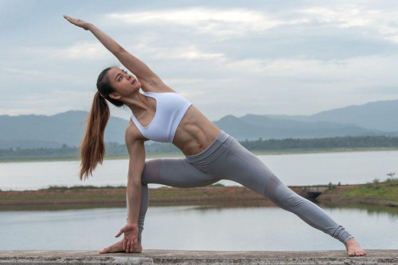joga cviky na chudnutie