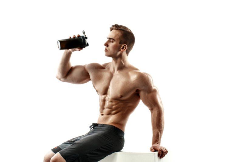 konopny protein sila svaly