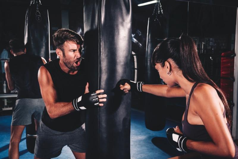 boxovaci trenazer