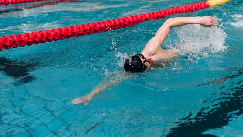 plavanie cviky na chudnutie