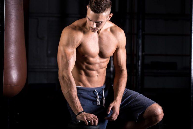 sila svaly doplnky stravy