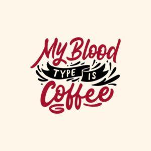 dieta podla krvnych skupin kava