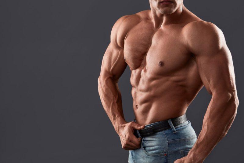rast svalov silovy trening pumpovanie