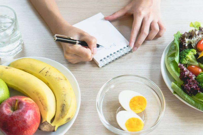 iifym jedalnicek dietny plan