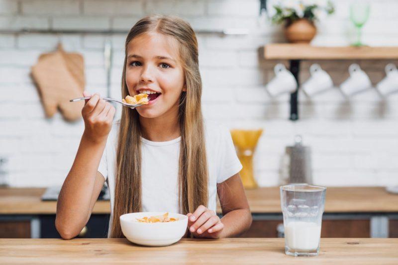 kolko kalorii deti dievca