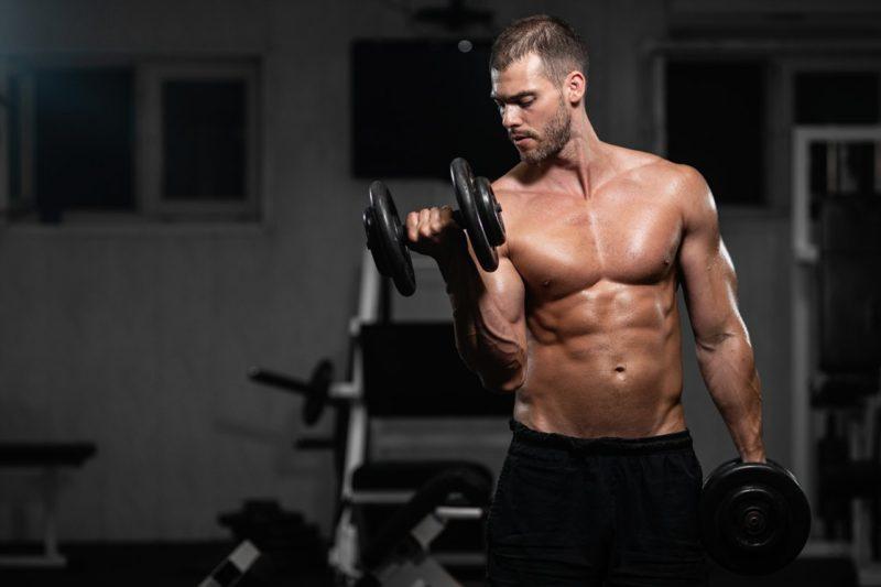 rast svalov dostatok bielkovin chudnutie cvicenie