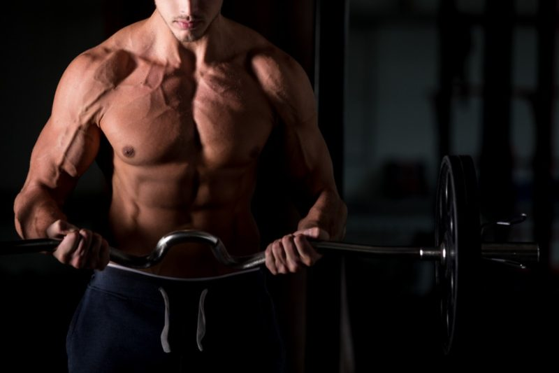 silovy trening svaly sila