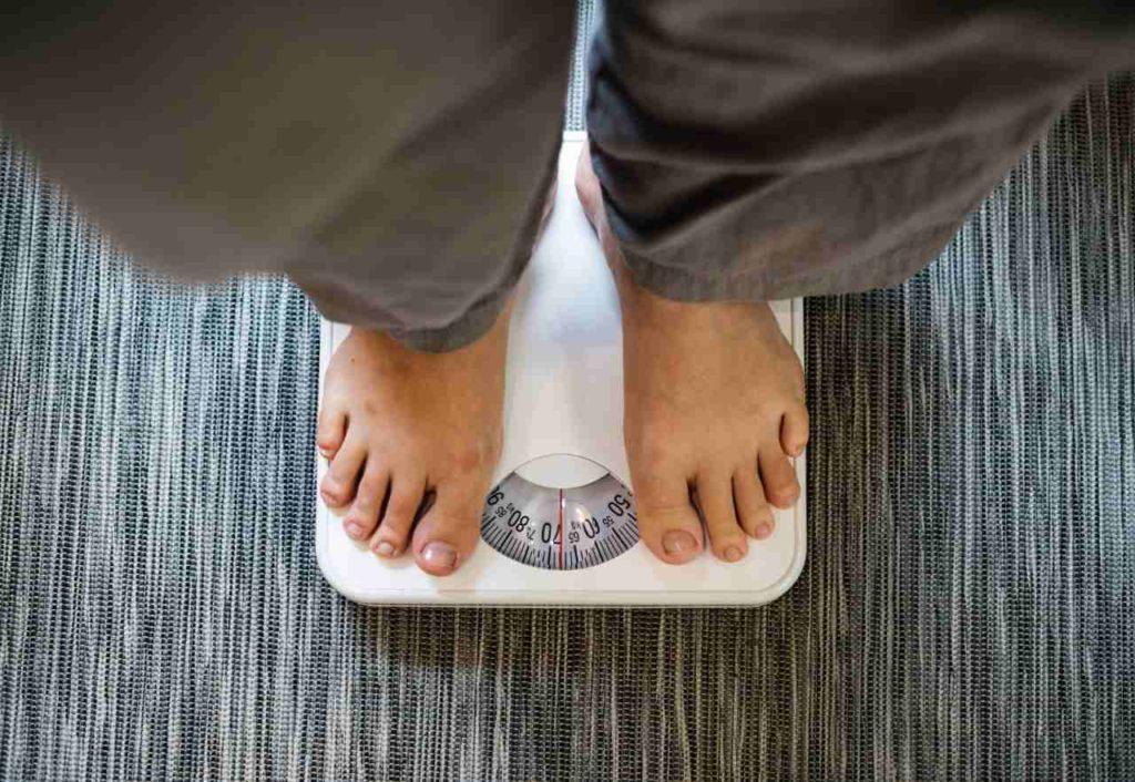 vaha hmotnost chudnutie