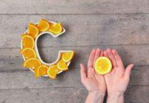 vitamin C podpora imunity kolagen
