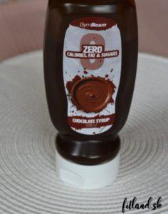 bezkaloricky toping cokoladovy gymbeam nahrada cukru