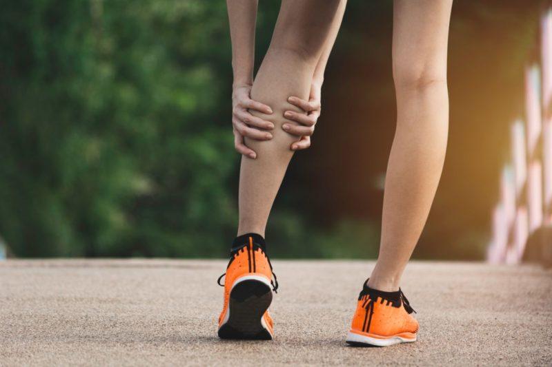 svalove krče nedostatok horcika
