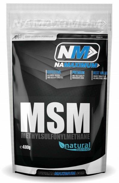 MSM namaximum