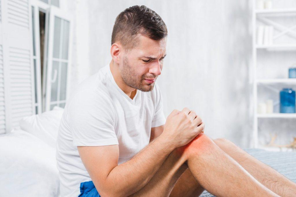 bolesť kolena oseoartróza klbova vyživa