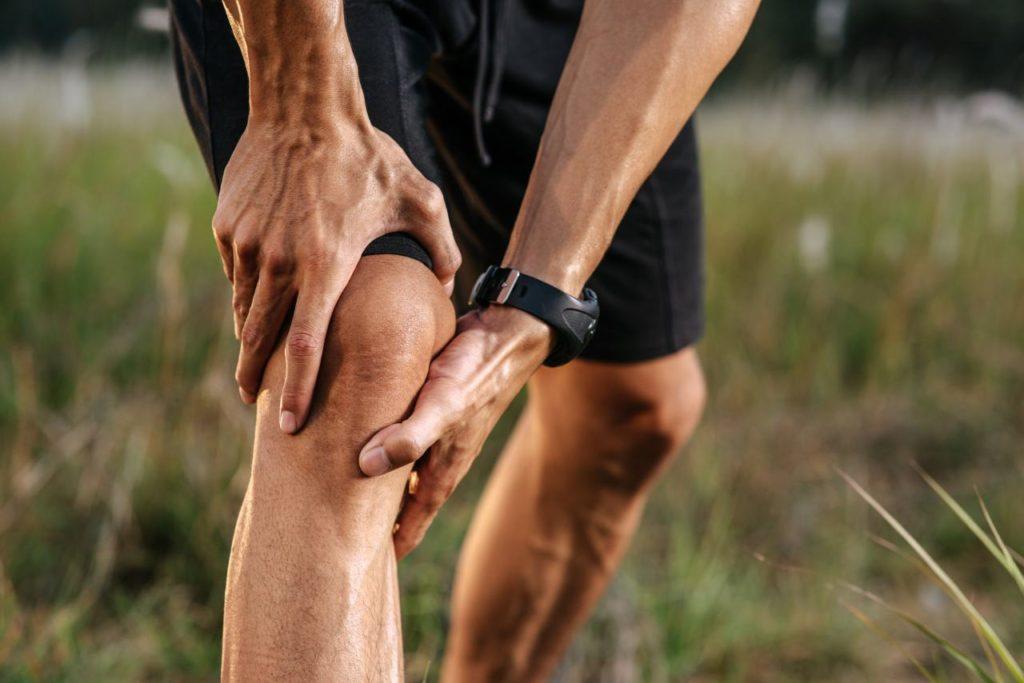 bolesť kolena osteoartróza beh
