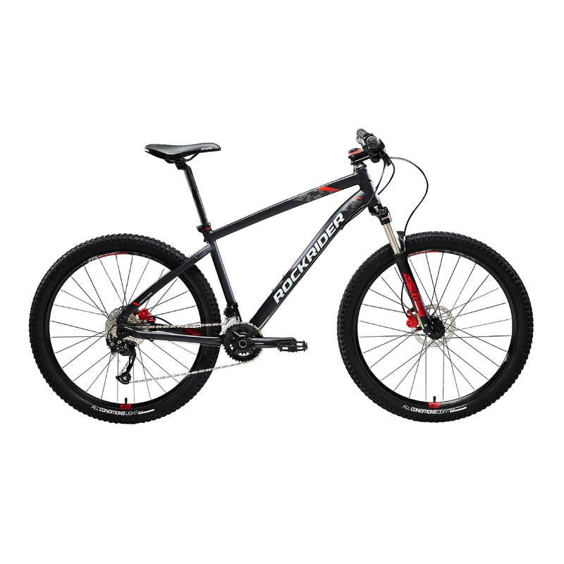 bicykle Decathlon Rockrider