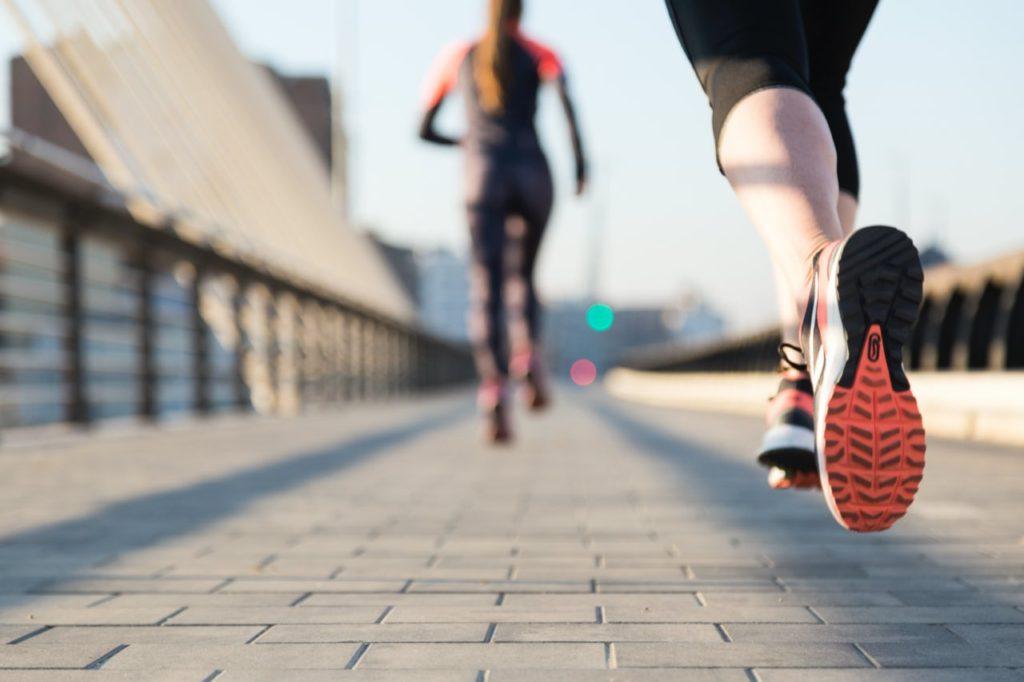 ako začať behať - beh vonku