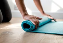 modrá jogamatka