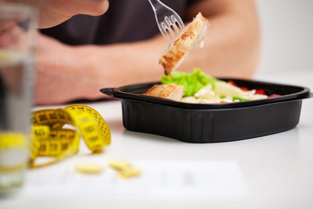 sacharidové vlny krabičková diéta