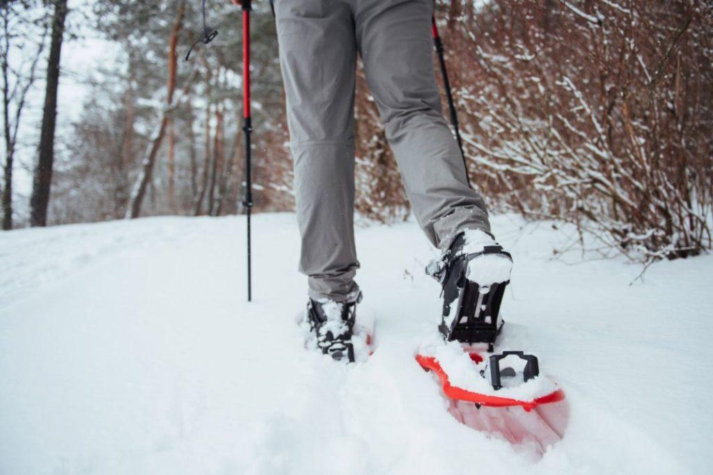 snežnice na nohe