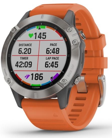 hodinky Garmin Fenix 6