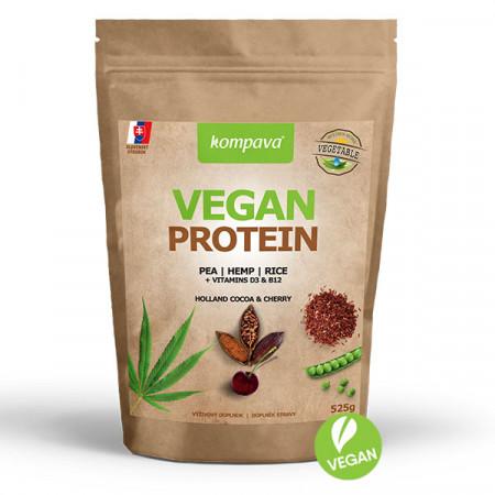 vegan protein kompava