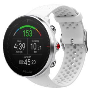 Polar hodinky biele