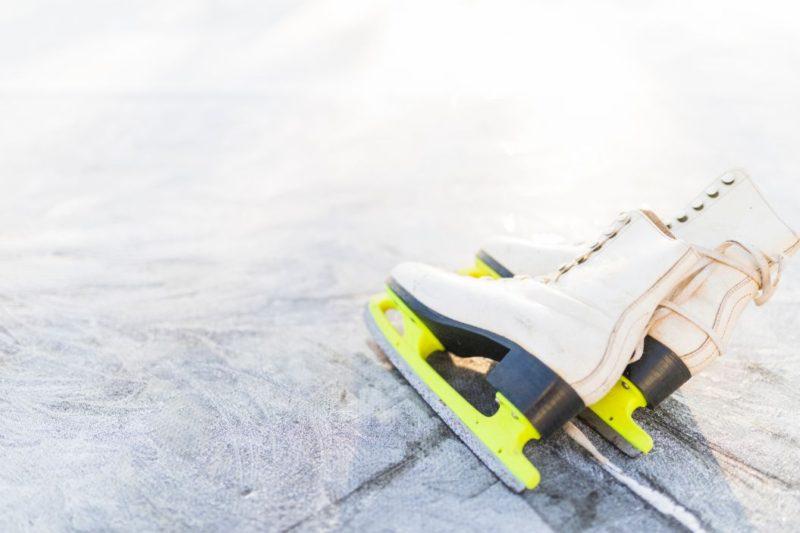 korčule na ľad