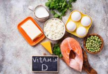 vitamín D zdroje potraviny