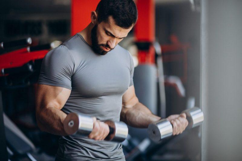 objemový tréning strongman pokročilý