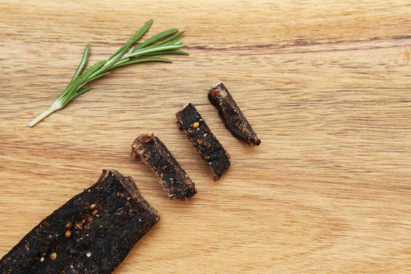 sušené mäso domace beef jerky